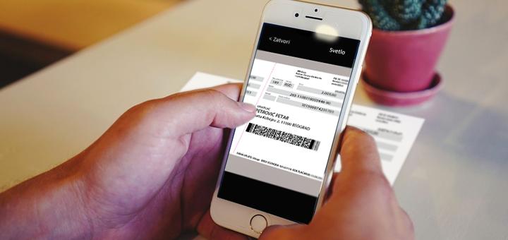 Scan2Pay – mobilna plaćanja skeniranjem 2D bar koda (najzad) i u Srbiji